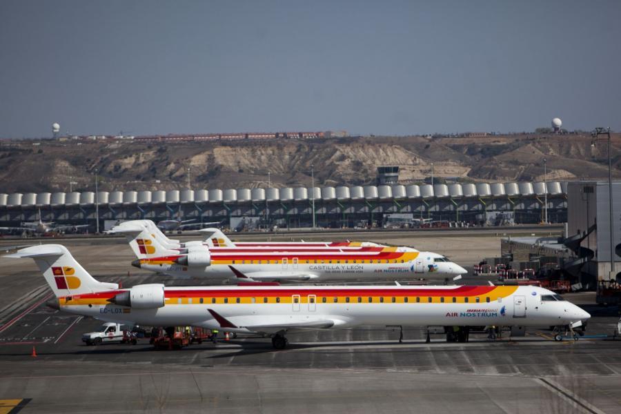 Samoloty Iberii.