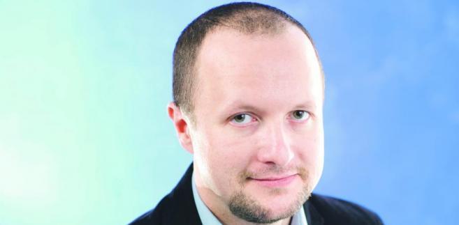 Marek Chądzyński, dziennikarz działu ekonomia i społeczeństwo