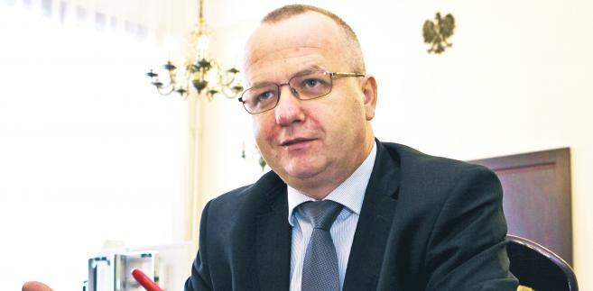 Wojciech Kowalczyk, wiceminister finansów