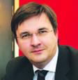 Rafał Dębowski adwokat, członek Naczelnej Rady Adwokackiej