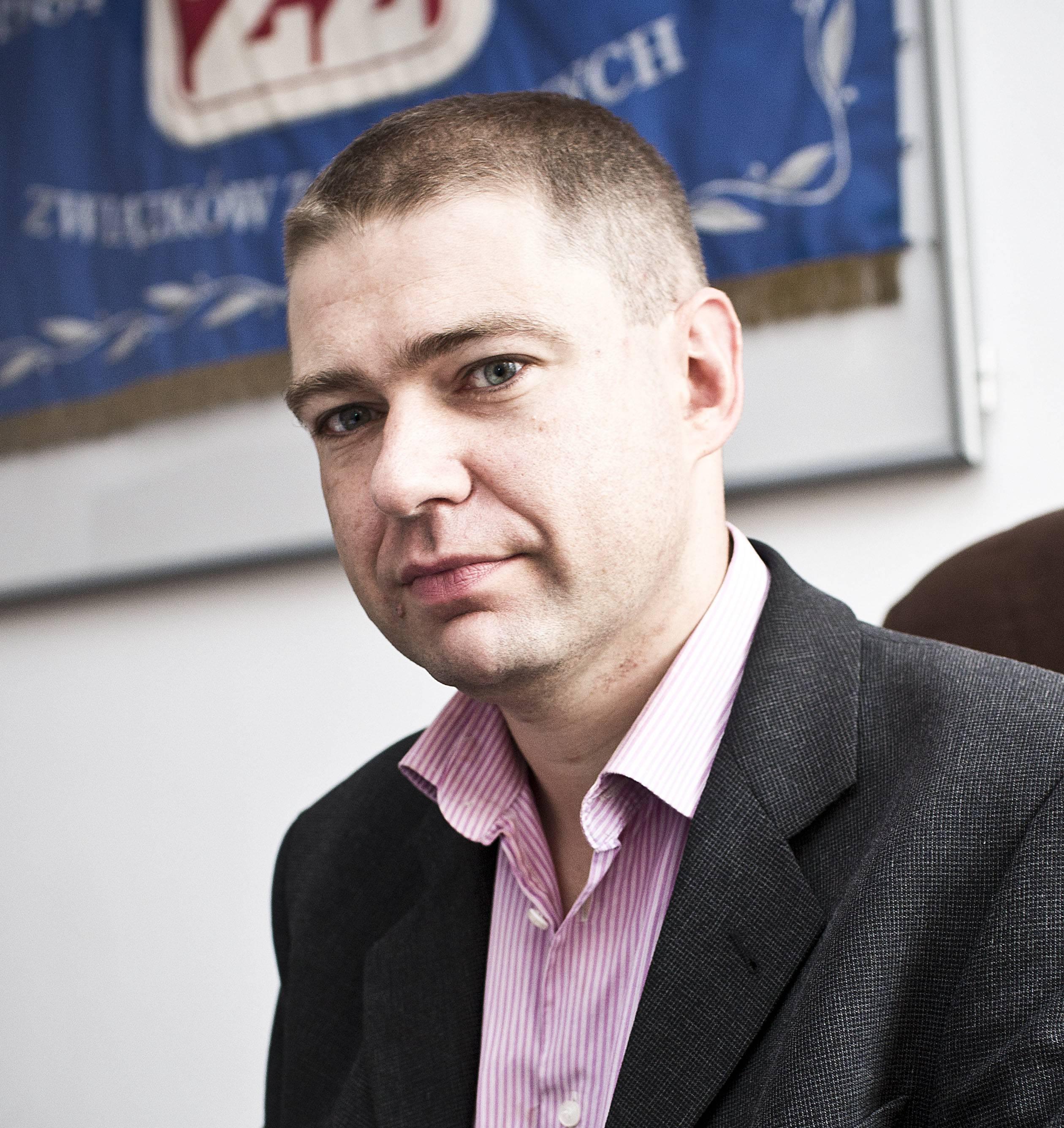 Piotrem Szumlewicz