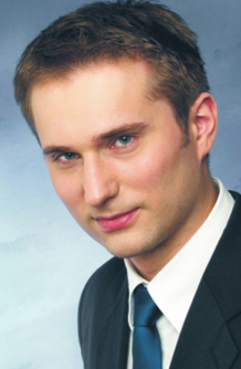 Łukasz Dębkowski, menedżer w dziale prawo-podatkowym PwC