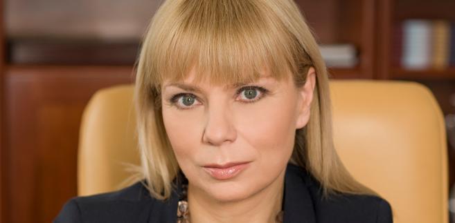 Elżbieta Bieńkowska, wicepremier, minister rozwoju i infrastruktury