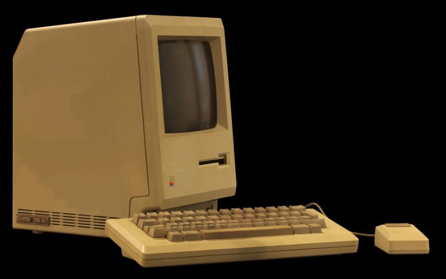 Apple Macintosh Ma Już 30 Lat Historia Zdjęcie Nowe