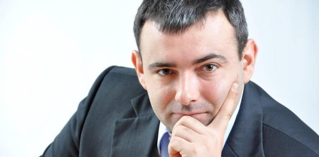 Dr Mariusz Bidziński, radca prawny Kancelaria Chmaj i Wspólnicy.