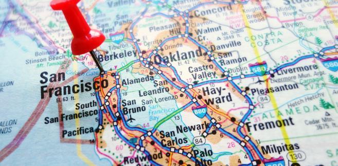 USA, Kalifornia