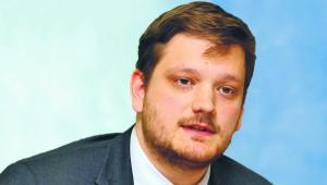Ignacy Morawski, główny ekonomista Polskiego Banku Przedsiębiorczości