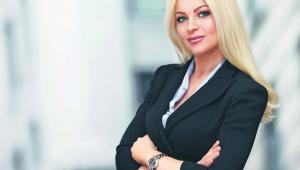 Ewa Misiak prezes Zarządu Krajowego Centrum Pracy (grupa kapitałowa Work Service SA).