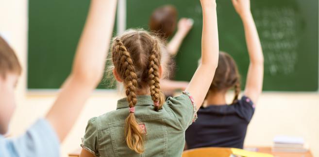 Z zapowiedzi Kluzik-Rostkowskiej zadowoleni są dyrektorzy szkół.