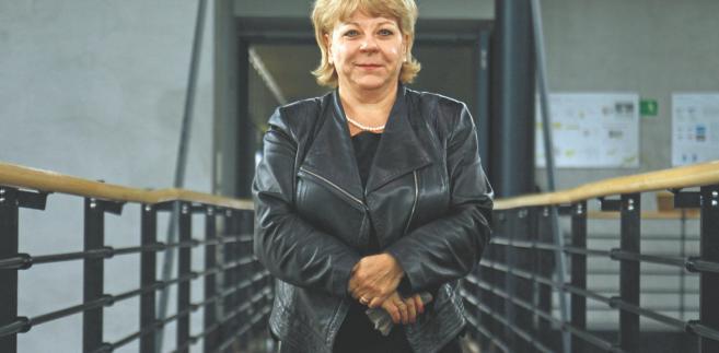 Jadwiga Glumińska-Pawlic - fot mat prasowe