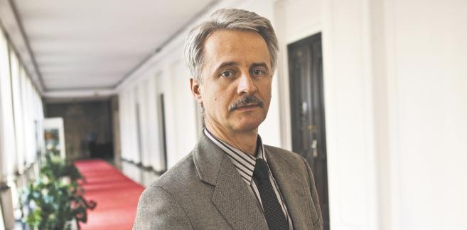 Jarosław Wyszyński, fot Wojtek Górski