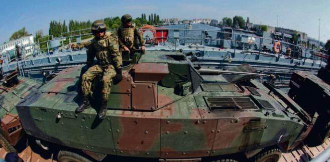 14 głównych programów modernizacyjnych polskiego wojska ma pochłonąć ponad 91 mld zł