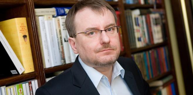 Prof. Bogumił Szmulik
