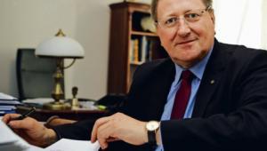 Tadeusz Sławecki, wiceminister edukacji narodowej