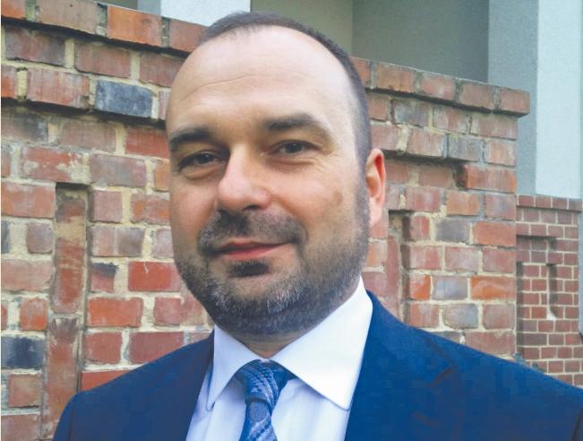prof. Maciej Gutowski, dziekan Okręgowej Rady Adwokackiej w Poznaniu