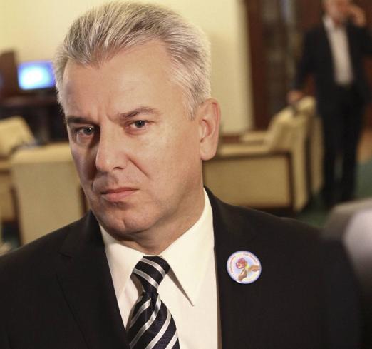 Cezary Grabarczyk/ fot. Wojtek Górski