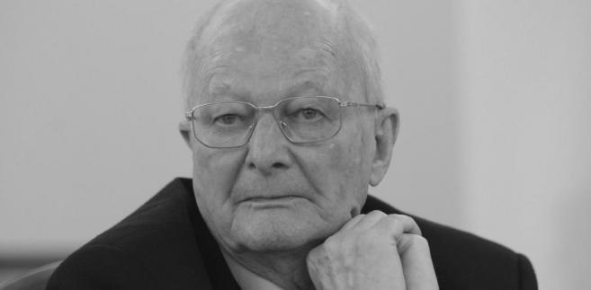 Profesor Jerzy Regulski