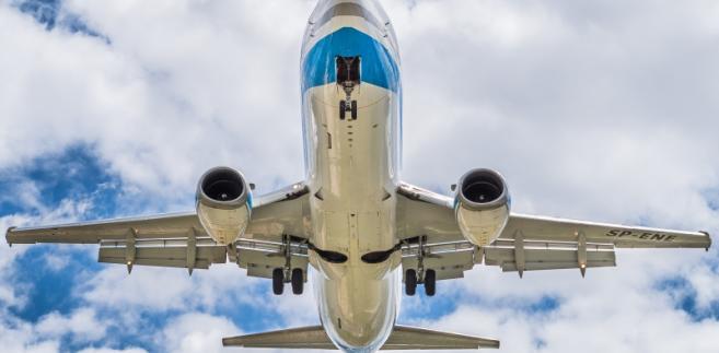 Enter Air - samolot