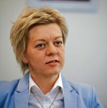 dr Andrzela Gawrońska-Baran dyrektor departamentu zamówień publicznych w Agencji Restrukturyzacji i Modernizacji Rolnictwa
