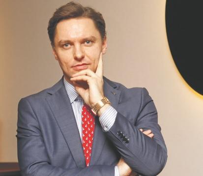 dr Łukasz Urbański, radca prawny / fot. Borys Skrzyński