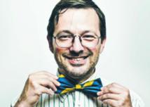 Jan Wróbel, publicysta, nauczyciel historii, współtwórca Bednarskiej Szkoły Realnej
