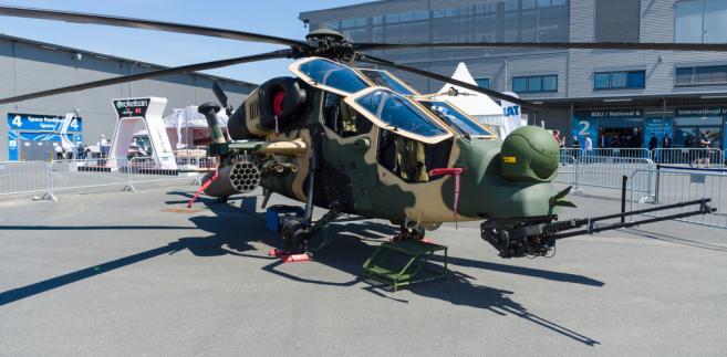turecki helikopter ATAK