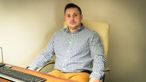 Andrzej Owczarek, członek zarządu Grupy Multiplay, członek komisji rewizyjnej w Krajowej Izby Komunikacji Ethernetowej