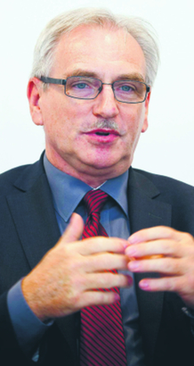 Marek Olszewski, p rzewodniczący Związku Gmin Wiejskich RP