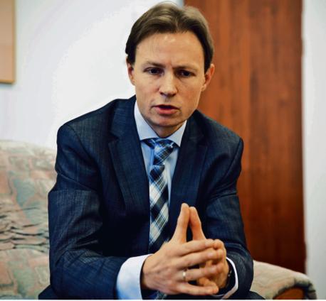Dariusz Piasta, p.o. prezes Urzędu Zamówień Publicznych
