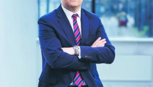 Krystian Szczepański, zastępca prezesa zarządu Narodowego Funduszu Ochrony Środowiska i Gospodarki Wodnej ds. przedsięwzięć środowiskowych