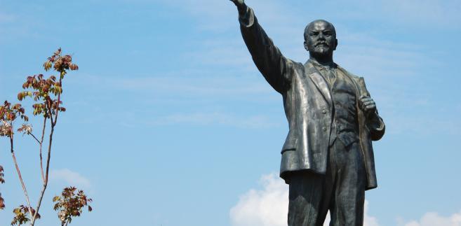 Lenin pomnik
