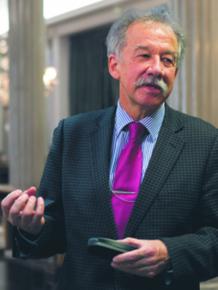 Wojciech Hermeliński, sędzia Trybunału Konstytucyjnego w stanie spoczynku