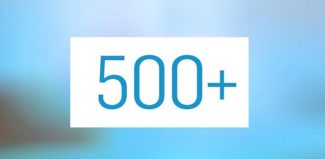 Wystąpienie KRK było podyktowane wyłącznie troską o właściwą realizację programu 500+