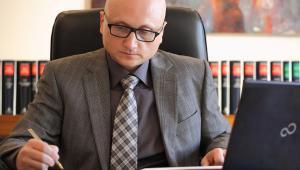 Radosław Skwarło, radca prawny