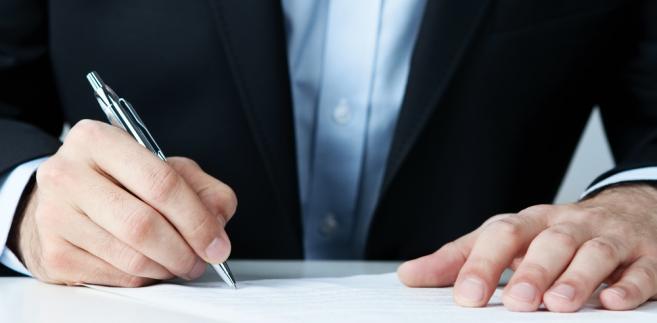 prawo, biznes, dokument