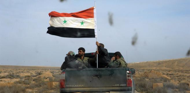 Syria wyraża gotowość uczestniczenia w działaniach międzynarodowej koalicji walczącej z terrorystami