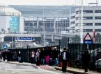 Chaos po zamachach w Brukseli: Karetki i służby na ulicach