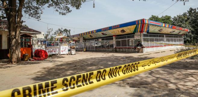 Pakistan po samobójczym zamachu, w którym śmierć poniosło niemal 70 osób