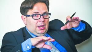 dr Marcin Wojewódka, wiceprezes ZUS