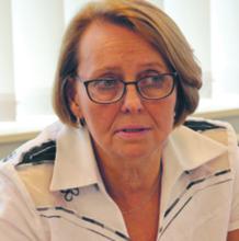 Maria Cuper-Wagner zastępca dyrektora, Biuro Księgowości i Kontrasygnaty, Urząd m.st. Warszawy