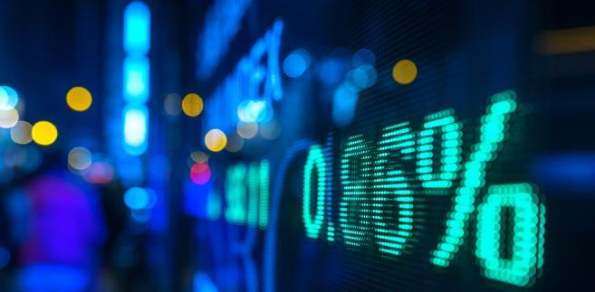 Drugą najmocniej handlowaną spółką, o obrotach około 55 mln zł, był PKO BP, którego akcje straciły 0,72 proc.