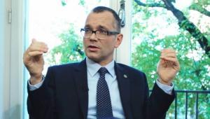 Adwokat Mikołaj Pietrzak, kandydat na dziekana Okręgowej Rady Adwokackiej w Warszawie