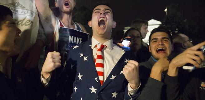Wybory w USA: Szczęście i rozpacz [NAJLEPSZE ZDJĘCIA]
