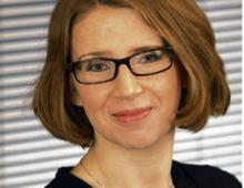 Julia Patorska ekonomistka, członkini Rady Towarzystwa Ekonomistów Polskich, ekspert firmy Deloitte
