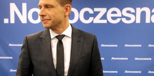 Petru: Koalicja EPL z liberałami oznacza poparcie dla reelekcji Tuska