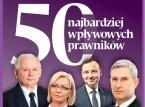 50 najbardziej wpływowych prawników 2016 [RANKING DGP]