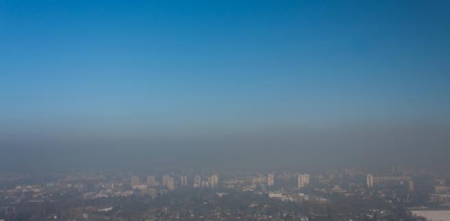 Urządzenia monitorujące jakość powietrza znajdują się we wszystkich miastach powyżej 100 tys. mieszkańców