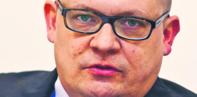 Dr Tomasz Zalasiński, konstytucjonalista, radca prawny z kancelarii DZP