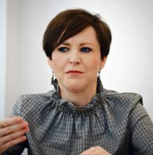 Małgorzata Stręciwilk prezes Urzędu Zamówień Publicznych