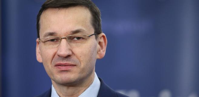 Krajowa Administracja Skarbowa ma w zamierzeniu wicepremiera Mateusza Morawieckiego, być bezwzględna wobec tych, którzy próbują wziąć to, co należy do narodu polskiego.